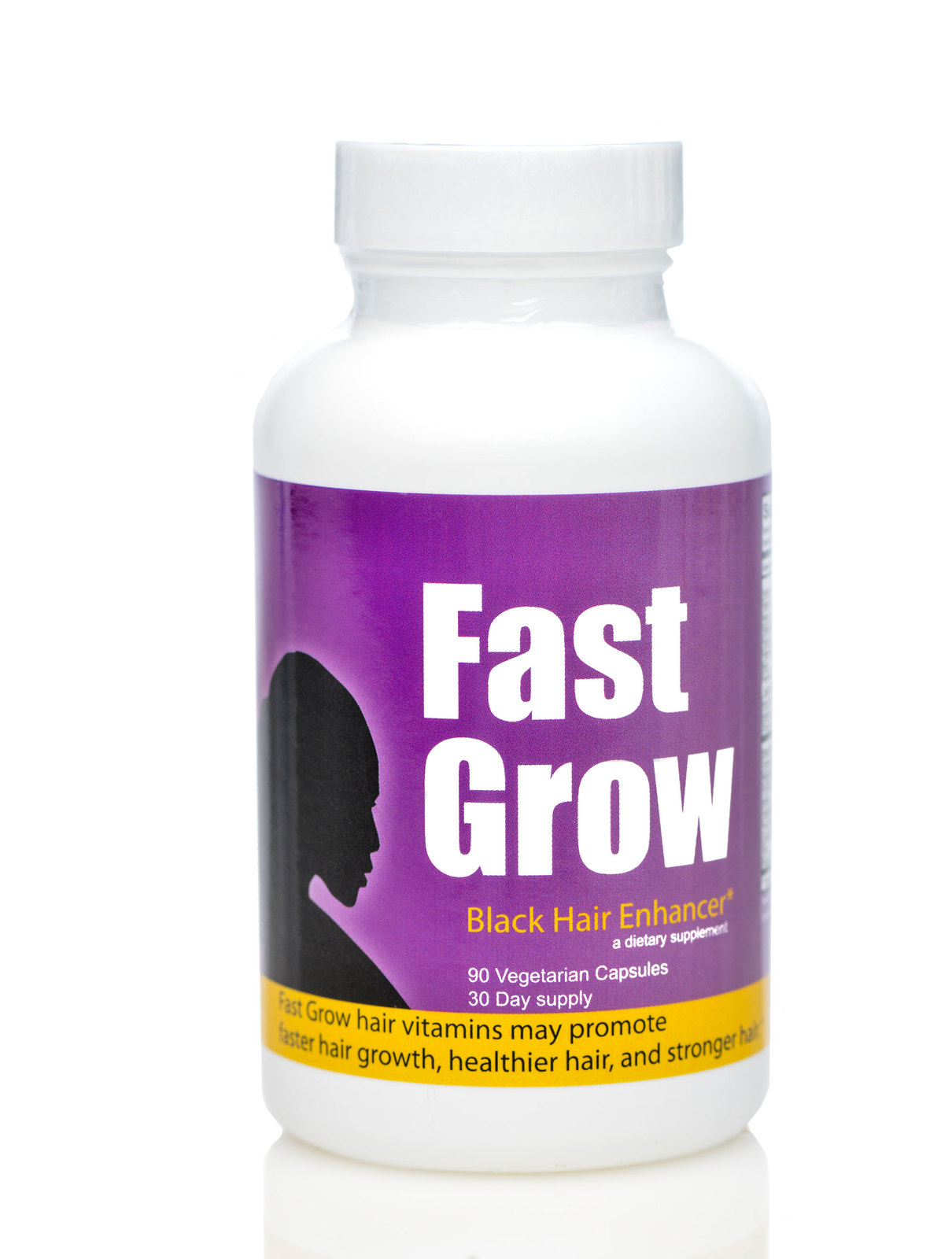 Growth Vitamins with Biotin 1 month supply for Black Women  Hair Loss