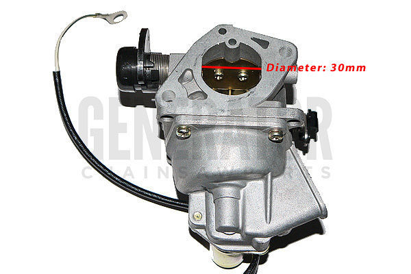 Gas engine motor carburetor carb parts for honda eb11000 for Generator with honda motor