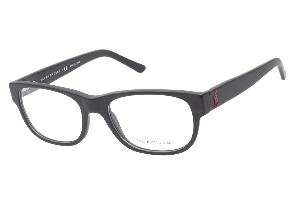 Matte Black Glasses Frame : New Authentic Polo Ralph Lauren PH2103 5284 Matte Black ...