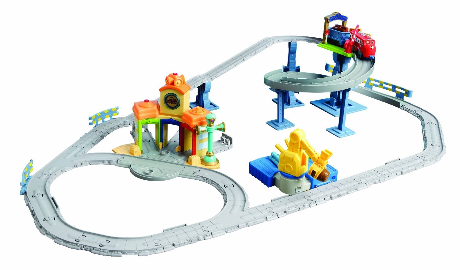 Chuggington train set safari