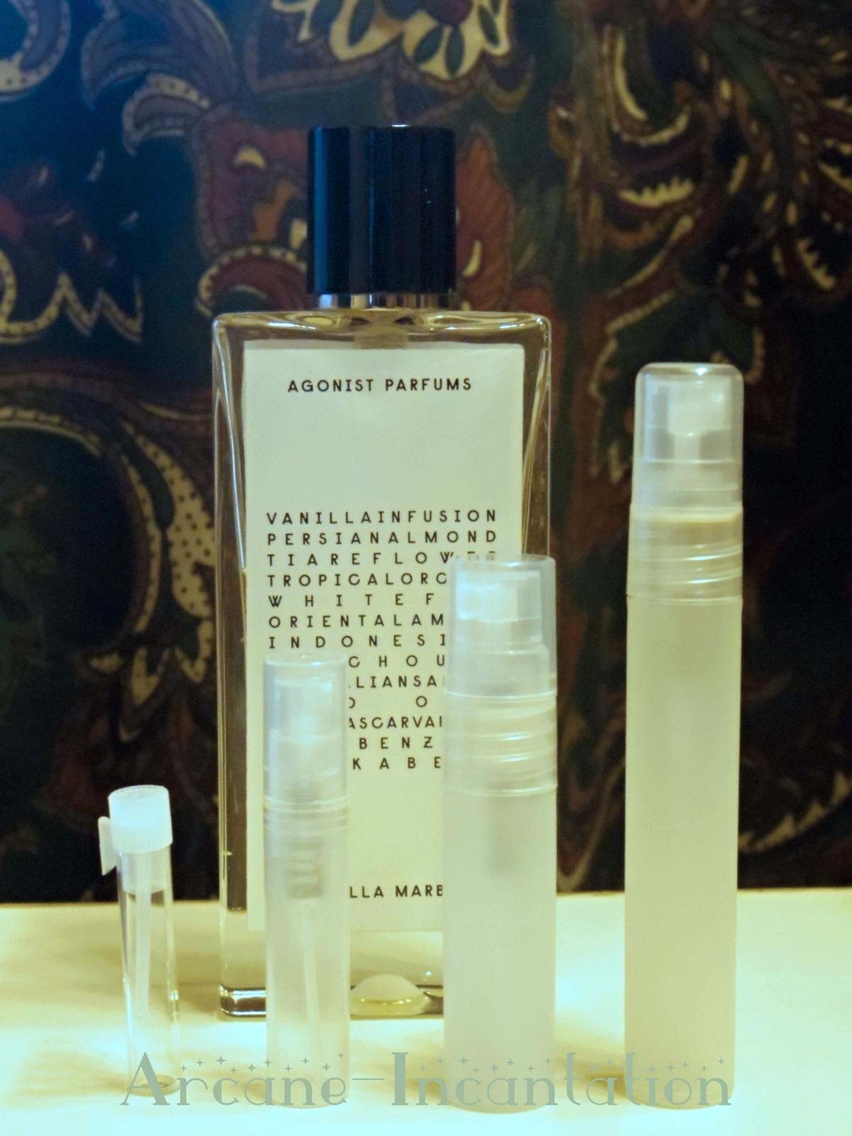 Image 0 of Agonist Vanilla Marble Eau de Parfum Samples