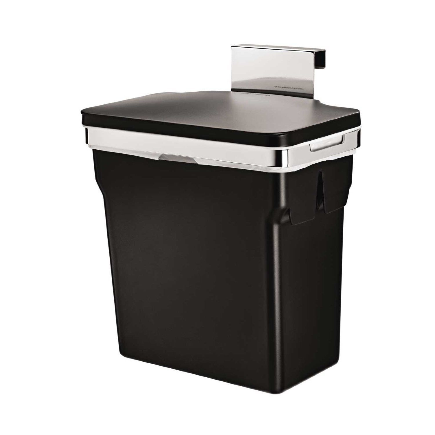 Gallon In Cabinet Trash Can Hanging Cabinet Mount Waste Bin Kitchen Trash Cans Wastebaskets