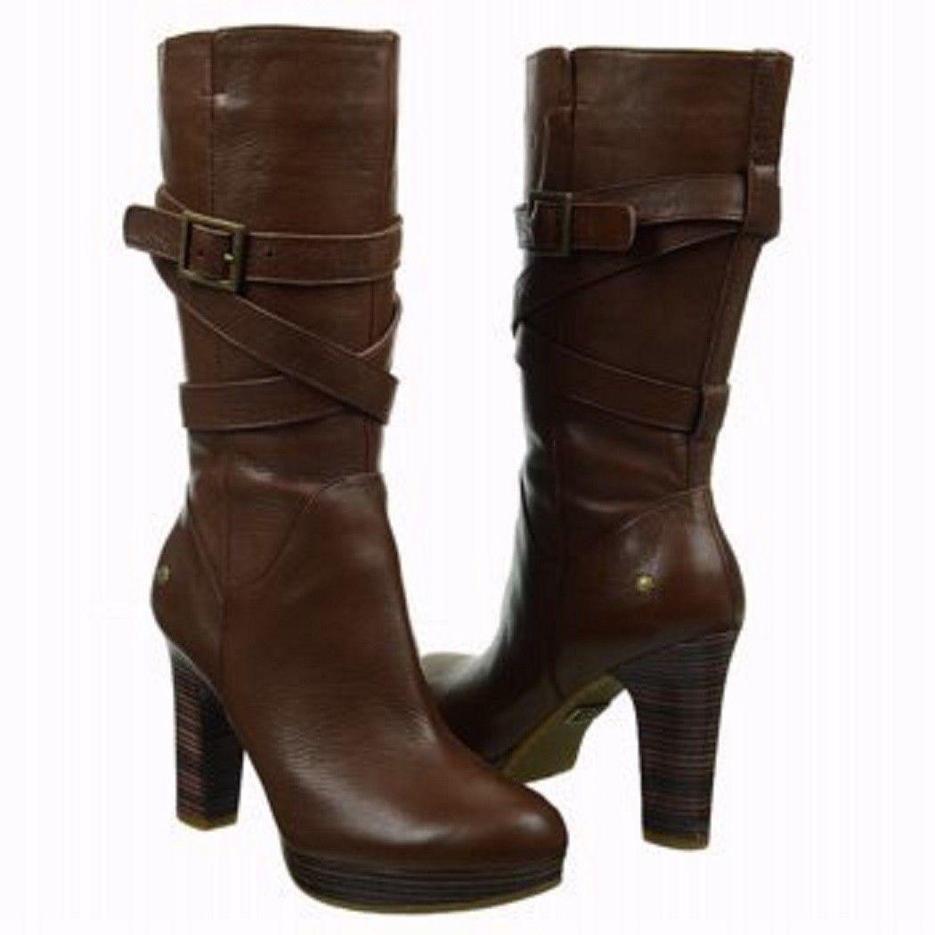 high heel uggs new look