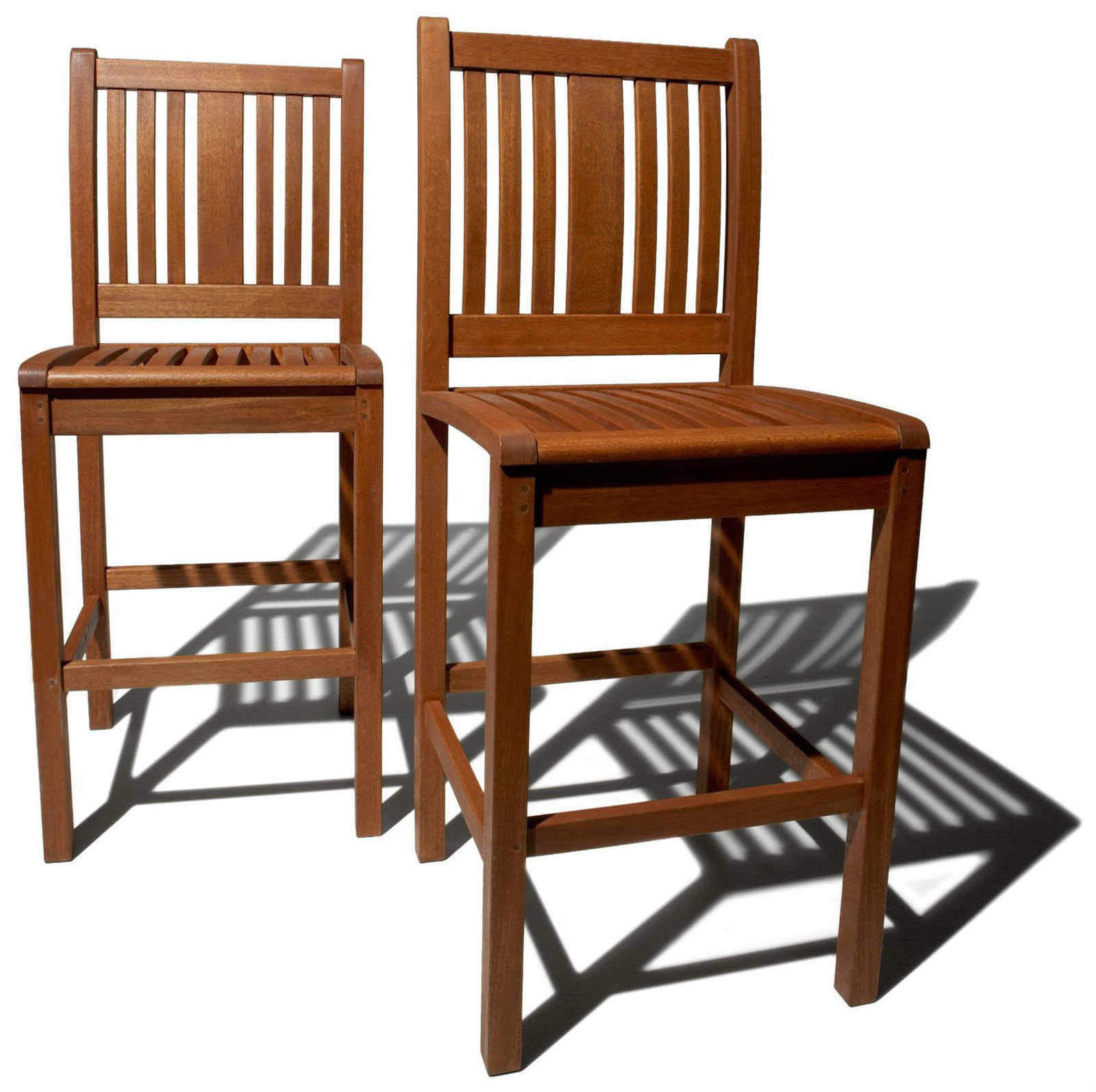 Superb img of Wood Bar Chairs Patio Set Tall Deck Yard Pool Outdoor Pub Dining  with #793F1B color and 1600x1594 pixels