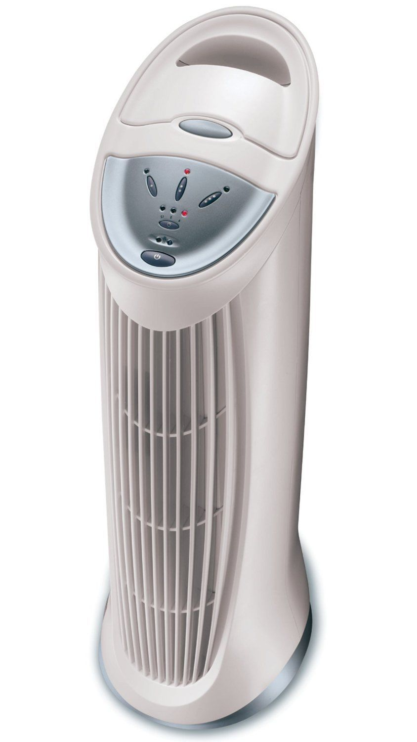Small Air Cleaners : Room air purifier tower permanent hepa type filter cleaner