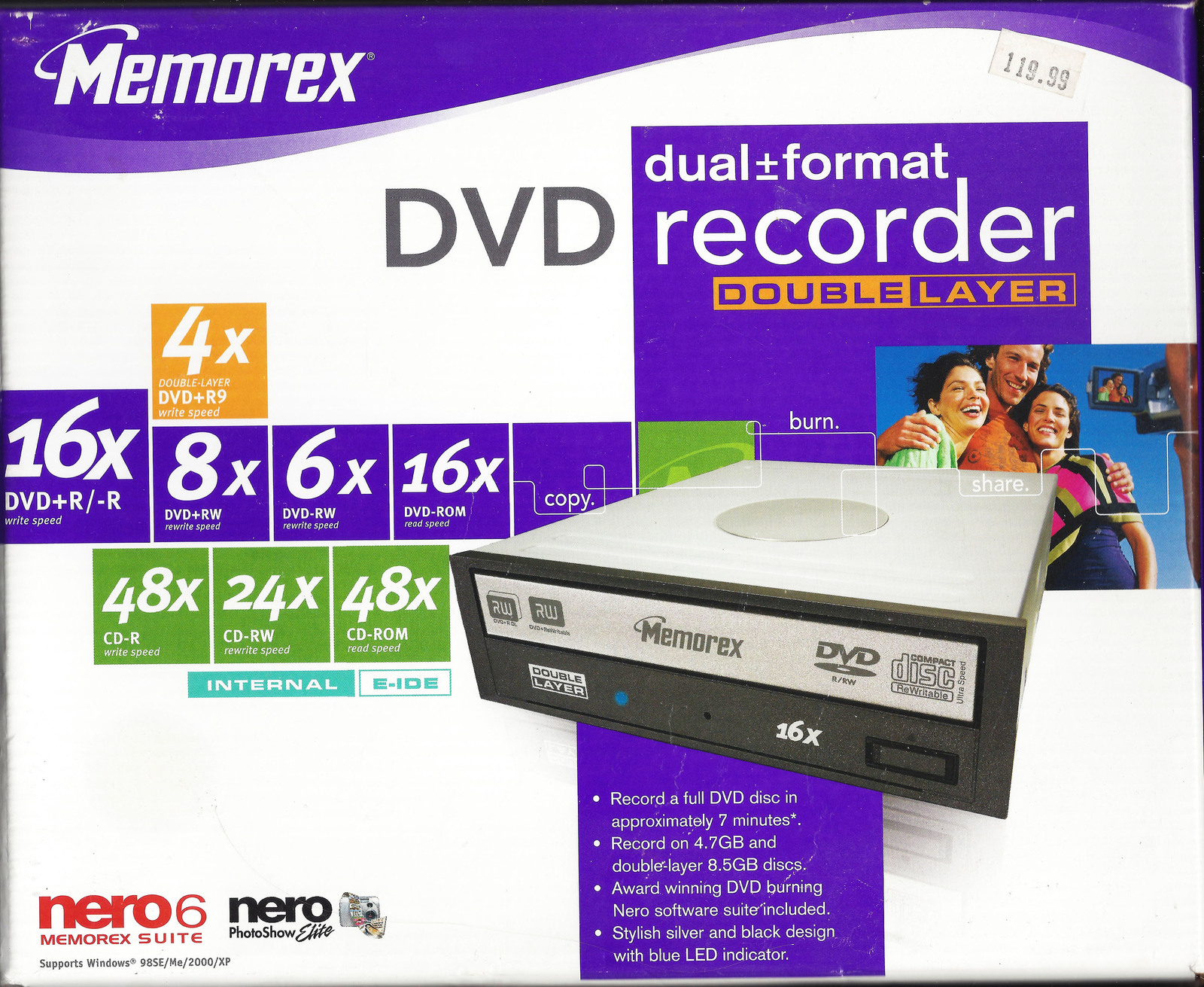 used memorex dvd recorder for sale 104 ads in us. Black Bedroom Furniture Sets. Home Design Ideas