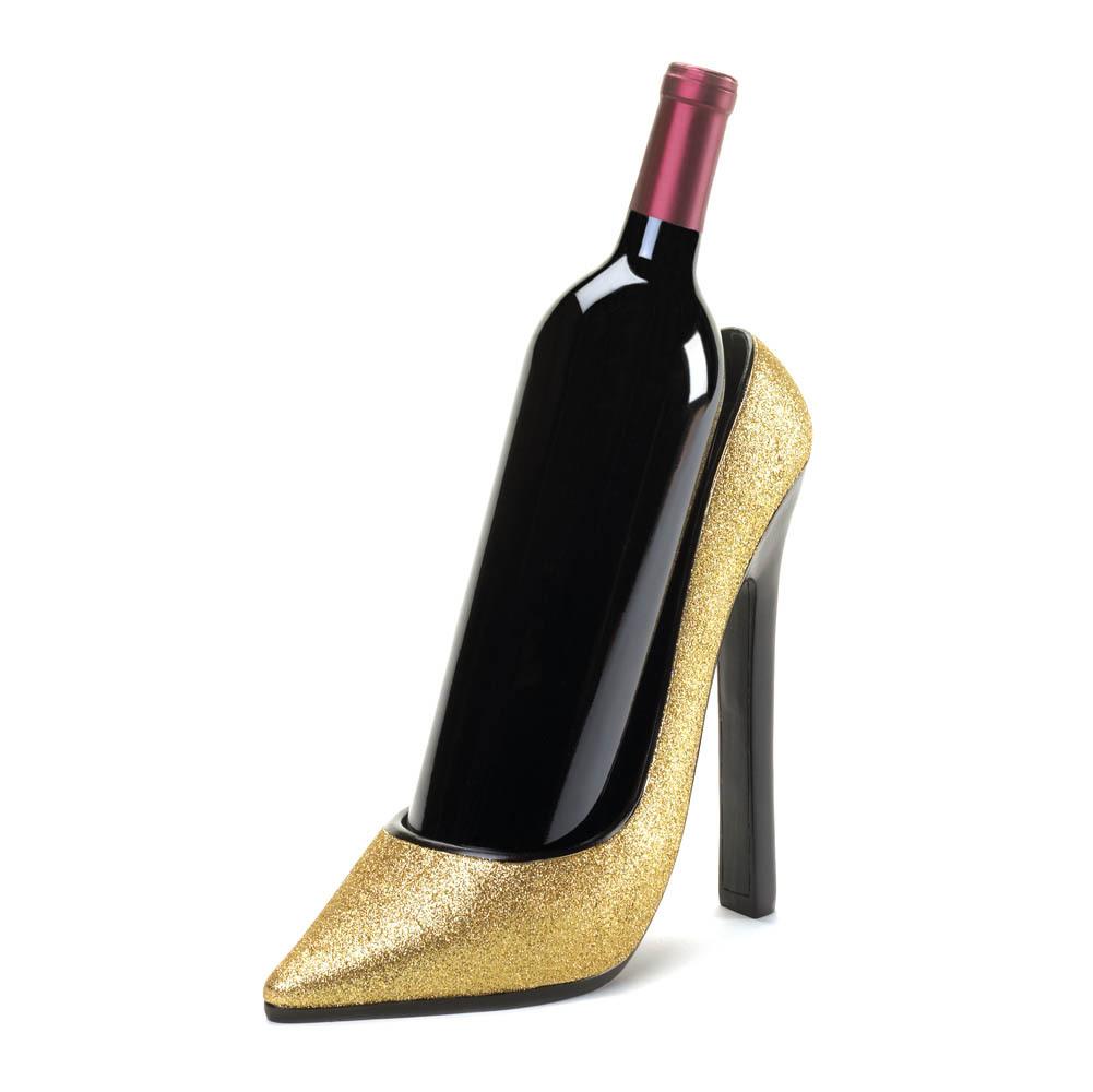 wine bottle holder high heel shoe wine racks bottle