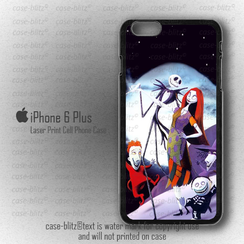 iPhone 6 Plus Case-Nightmare Before Christmas 4_1 iPhone 6 Plus Cover ...