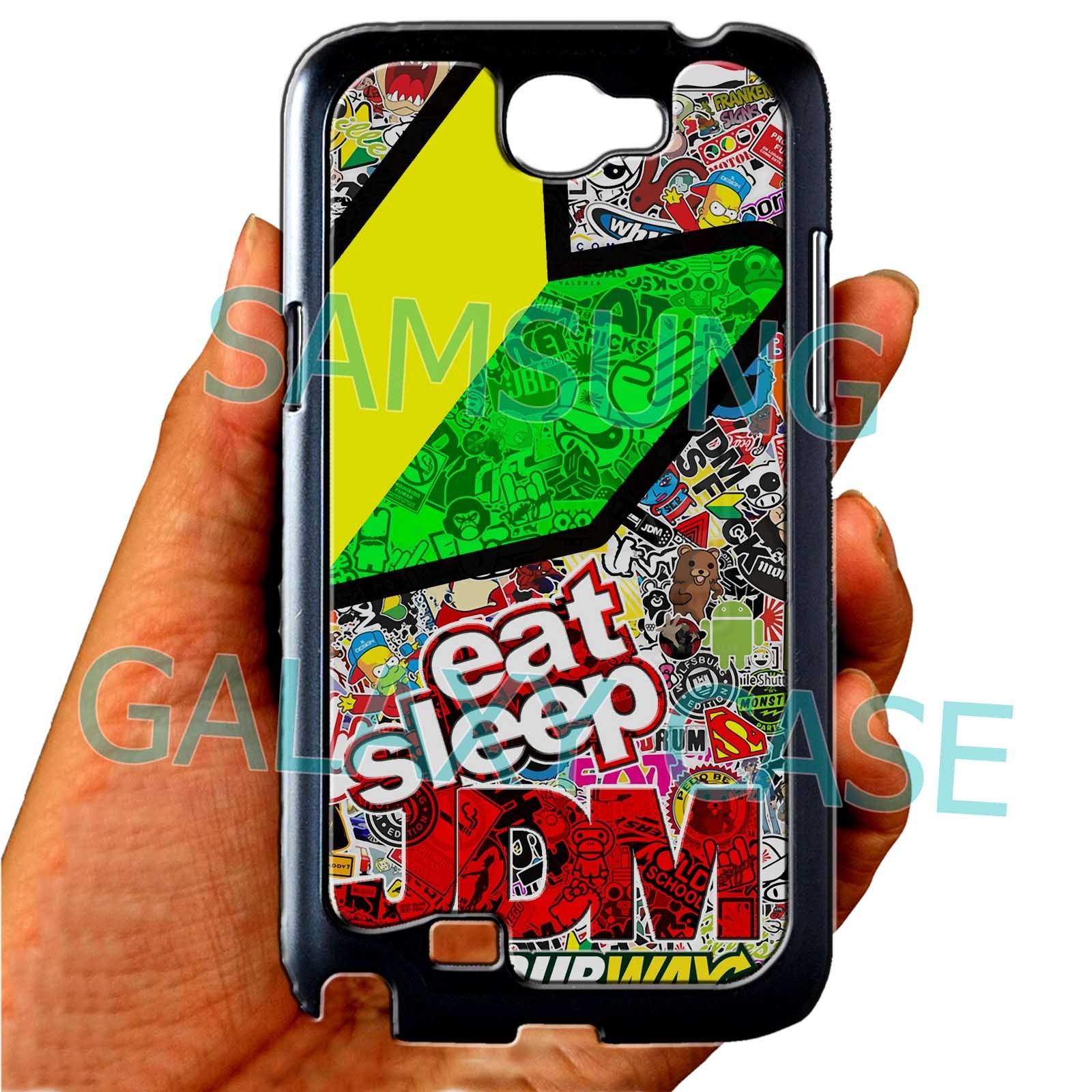 Eat Sleep JDM sticker bomb motocross BMX dubway Samsung ...