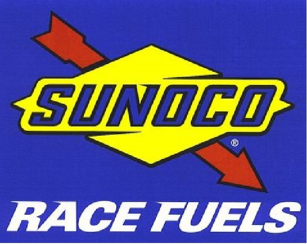 Sunoco Racing Decal Stickers New Set Of 2