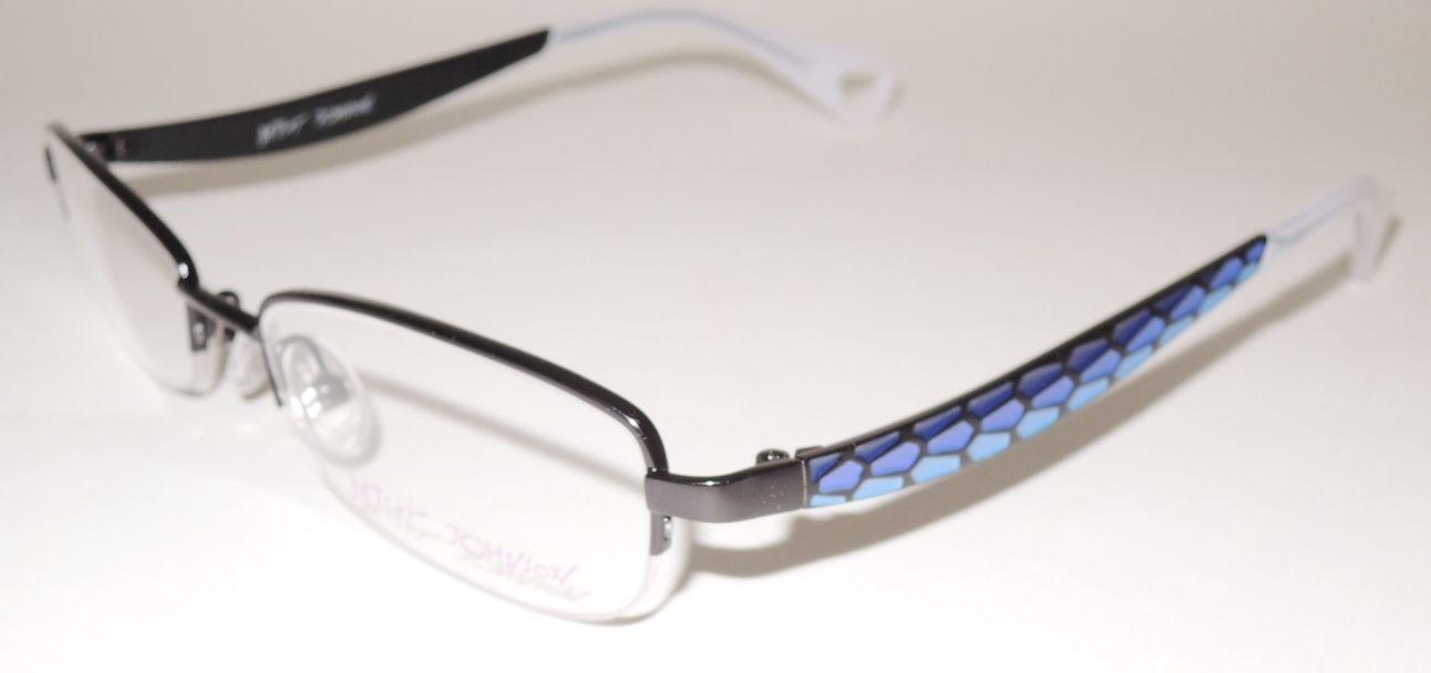 Eyeglass Frames Bjs : Betsey Johnson Boho Boa BJ 045 01 Eyeglasses Raven Optical ...