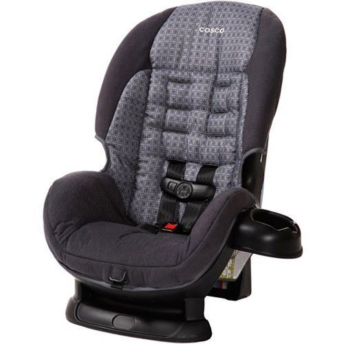 "Convertible Child Car Seat Rear Forward Facing 43"" tall 5 ..."