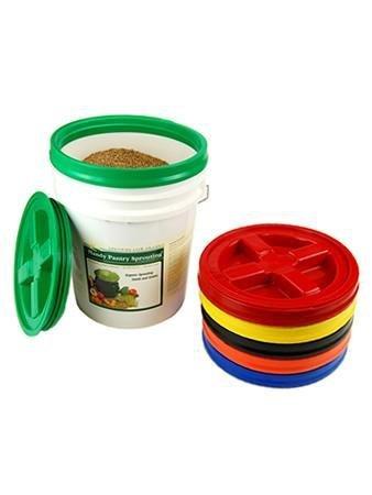 Us  Gallon Bucket For Gamma Lid Uk Food Grade
