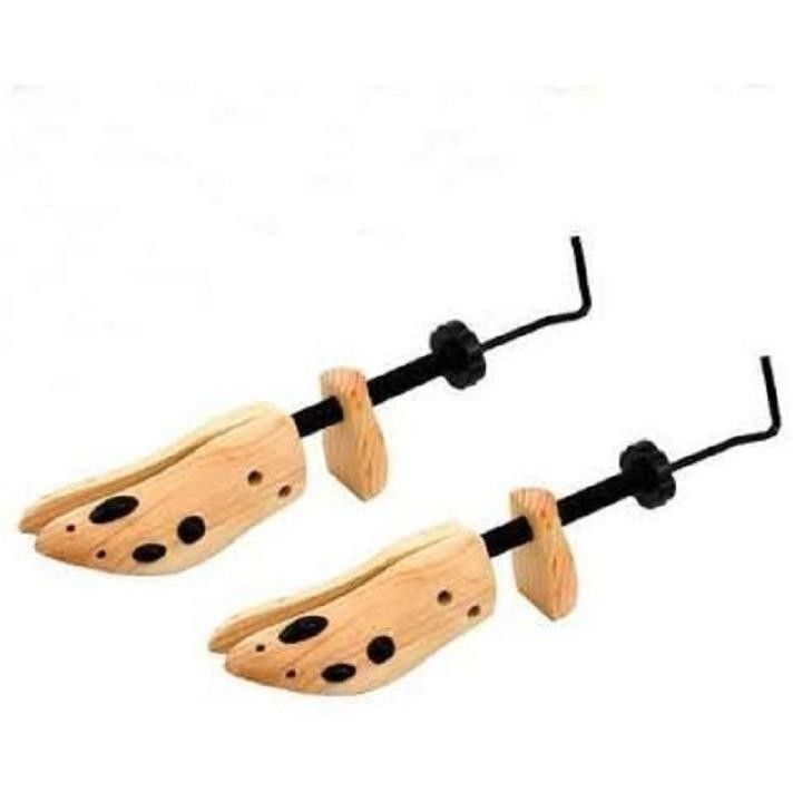 boot stretcher wooden shoe shaper foot leather sole