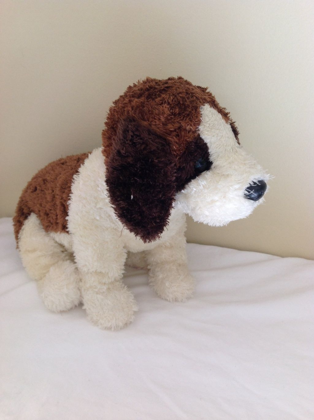 Ty Classic Plush Rescue The Dog