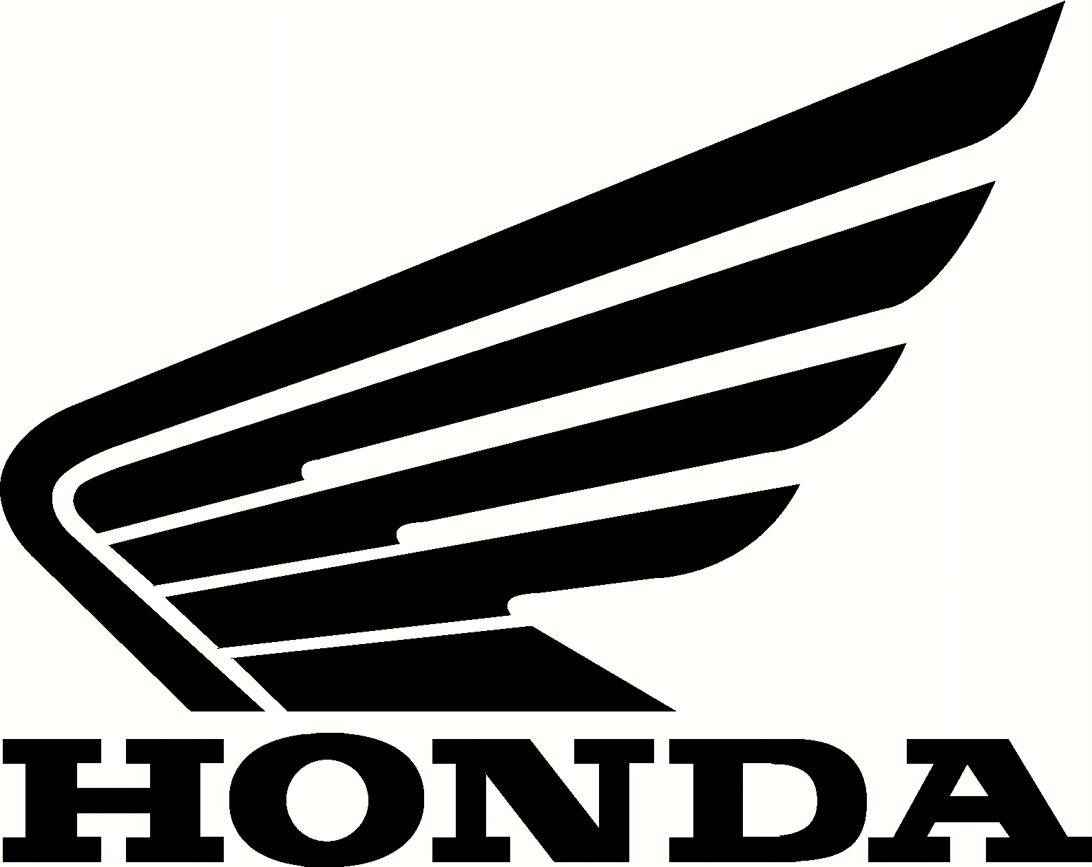 Honda wings vinyl decal window or bumper and 50 similar items