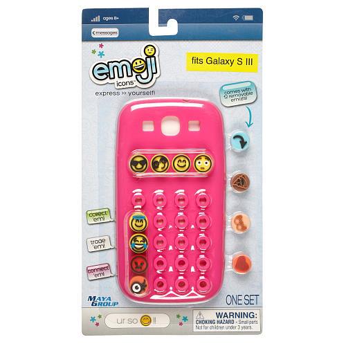 Cell phone emoji level 22
