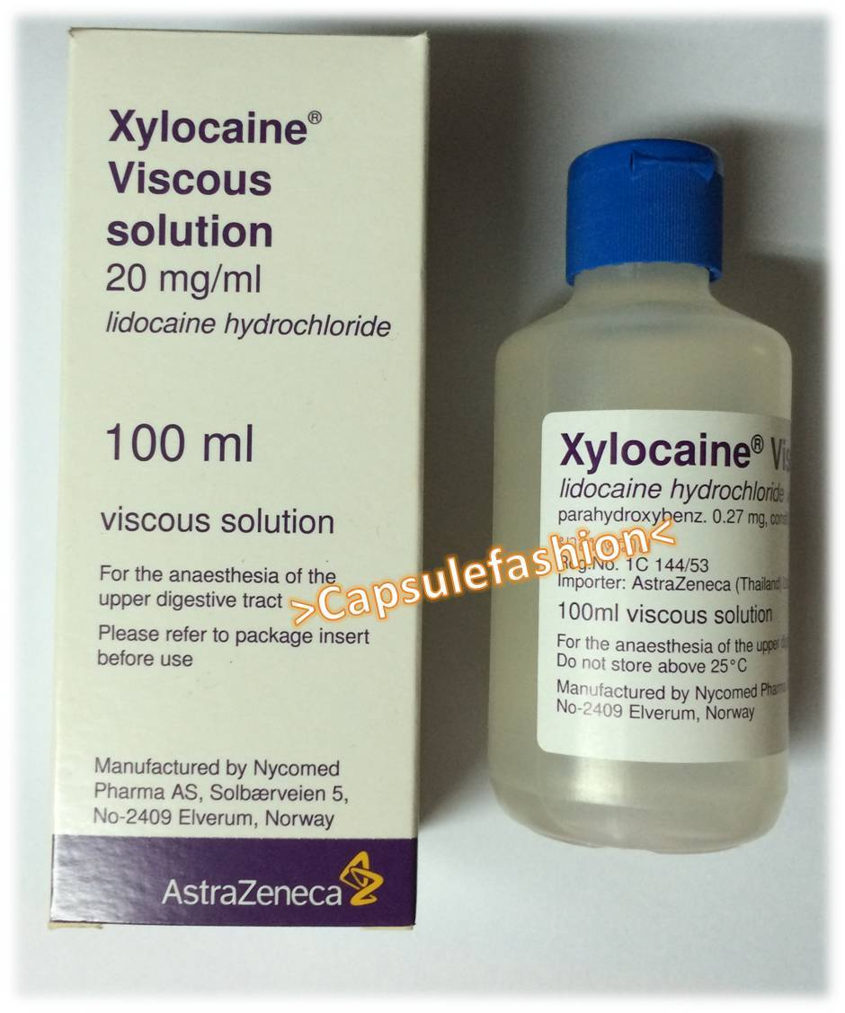 xylocaine viscous directions