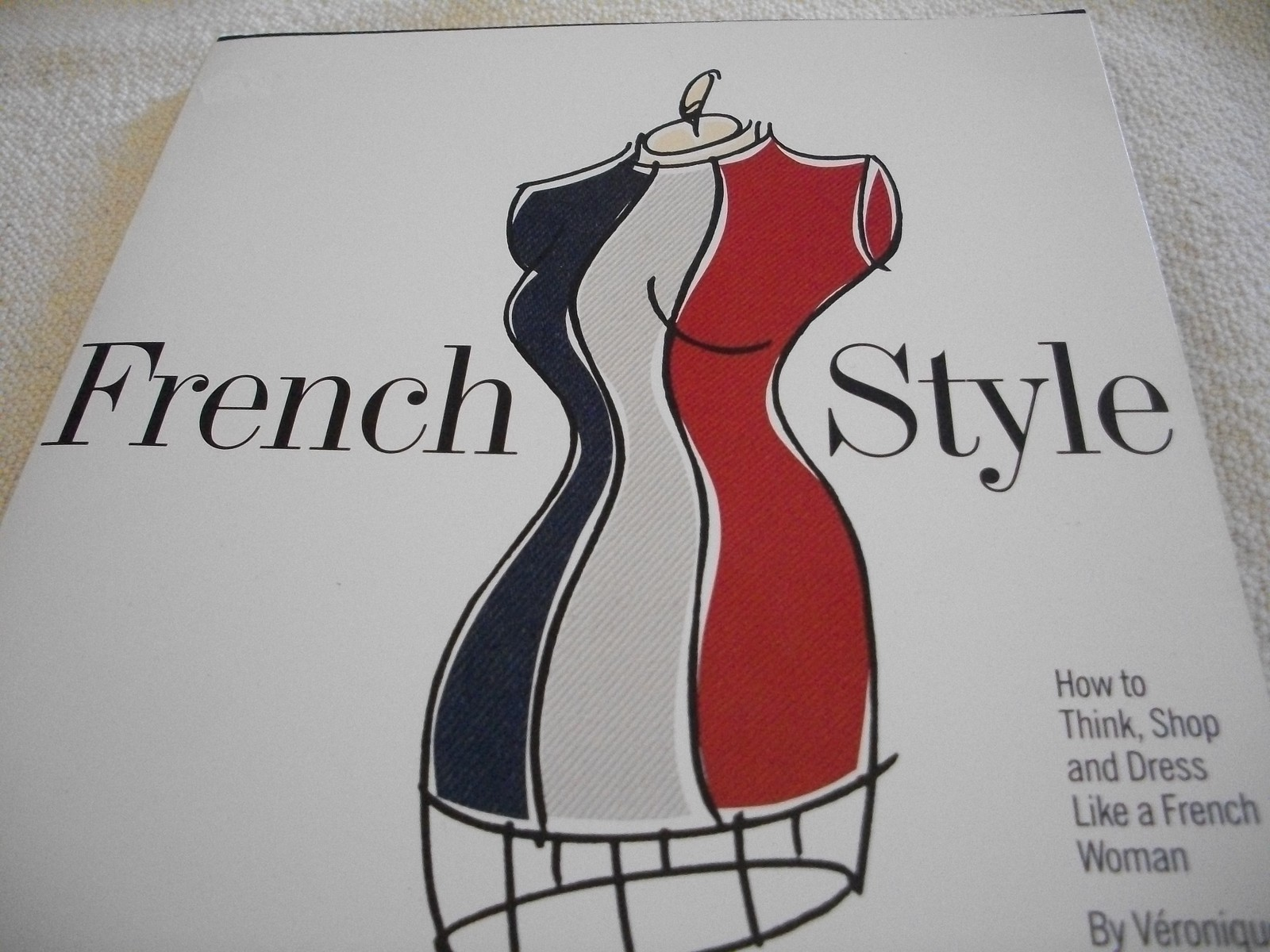French Style Book Other
