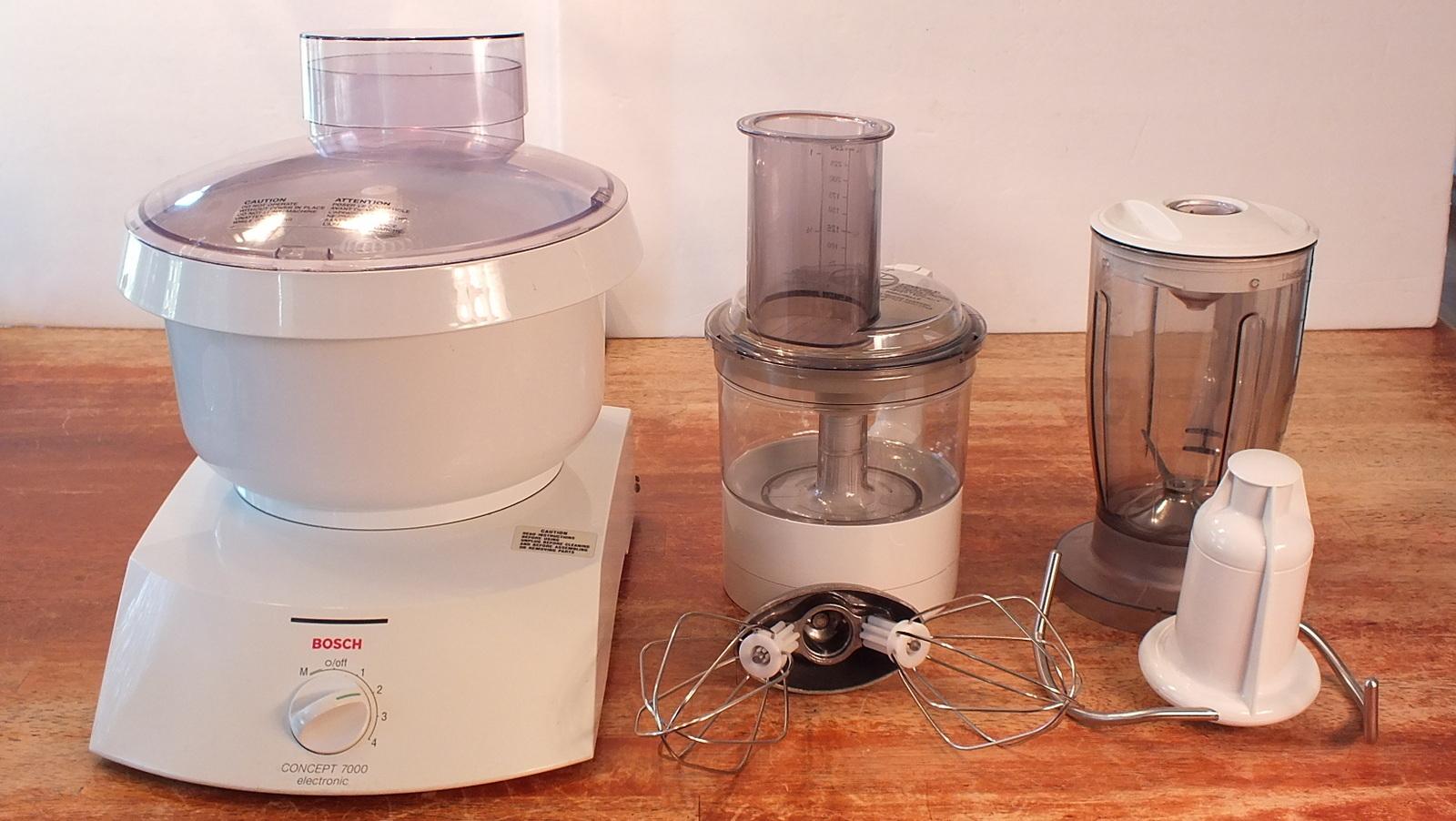 bosch concept 7000 kitchen mixer mum 7150uc 700w four. Black Bedroom Furniture Sets. Home Design Ideas