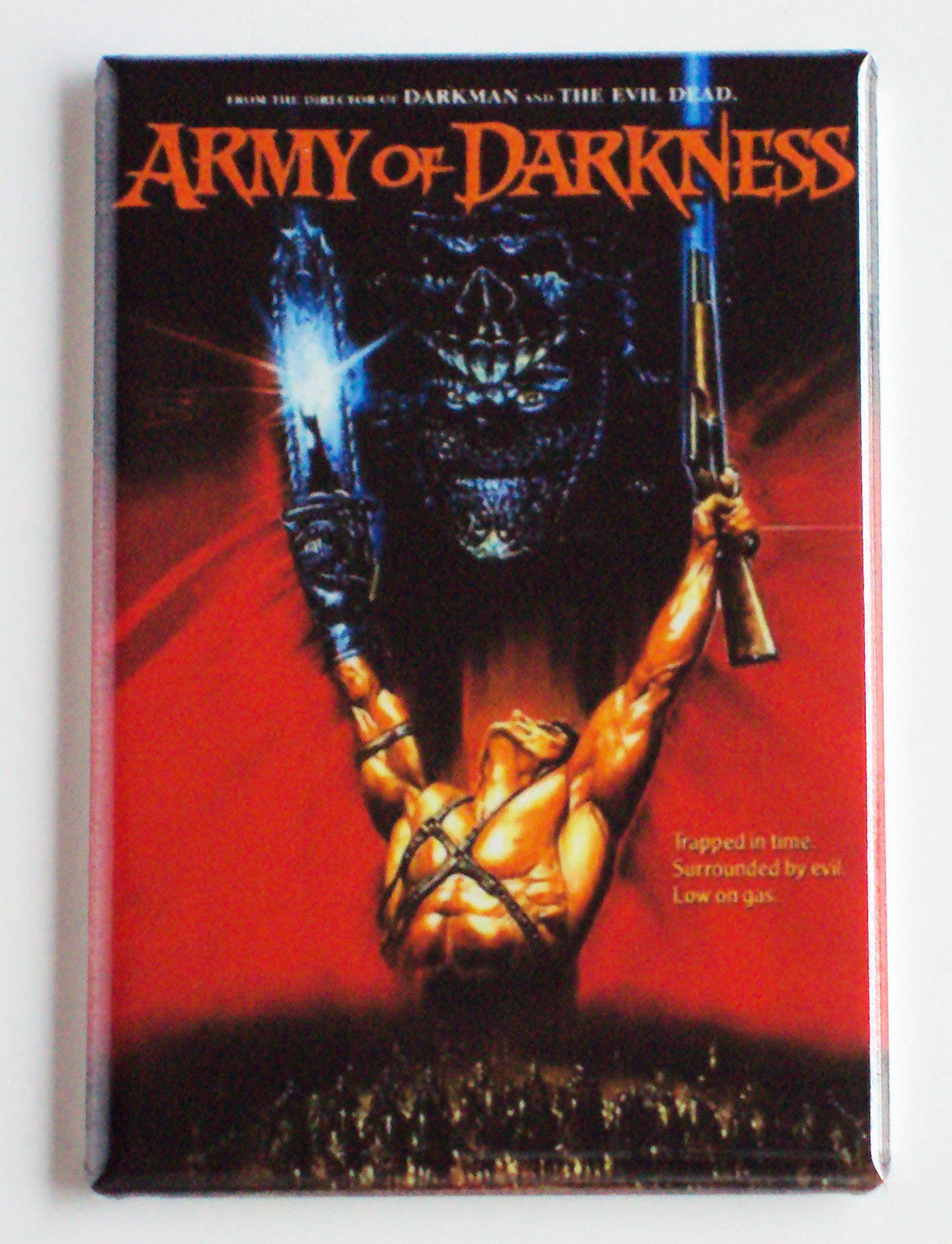 Army of Darkness FRIDGE MAGNET advance movie poster bruce ...