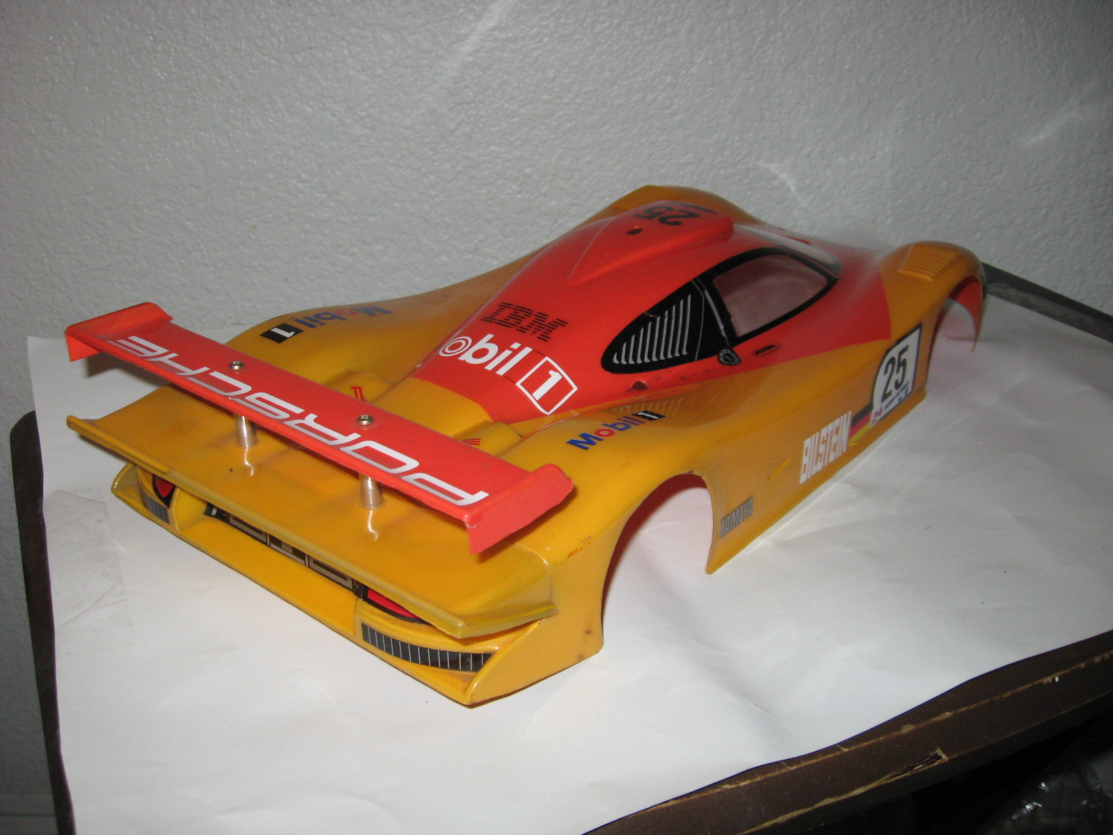 used tamiya porsche for sale 43 ads in us. Black Bedroom Furniture Sets. Home Design Ideas
