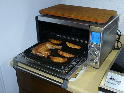 Countertop Oven For Rv : Toaster Oven Convection Element IQ Pizza Bake Broil Counter Rack Rv ...