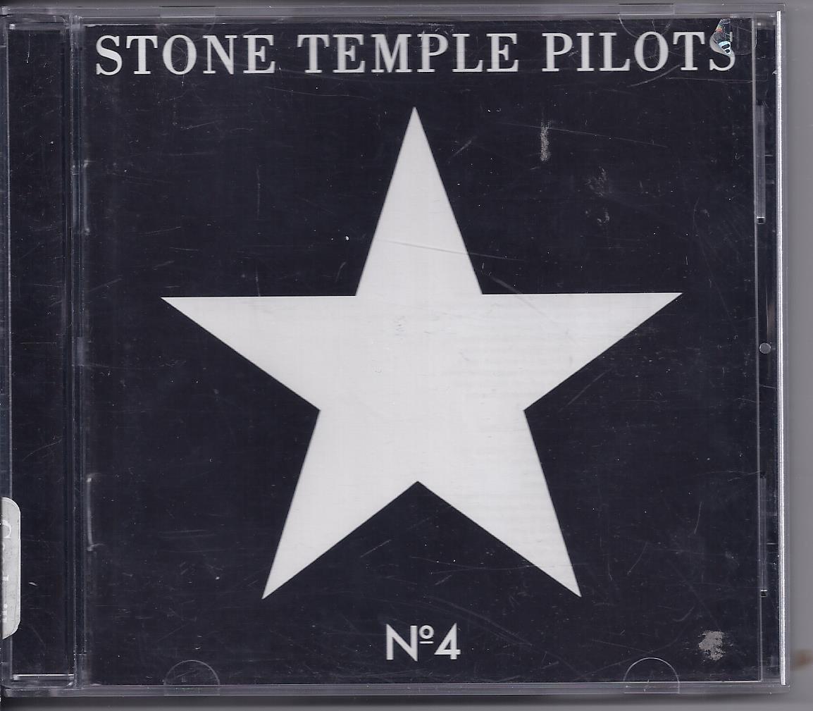 stone temple pilots no 4 cd cds booklets. Black Bedroom Furniture Sets. Home Design Ideas