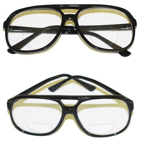 reading glasses bifocal 70 80 s it style large bold