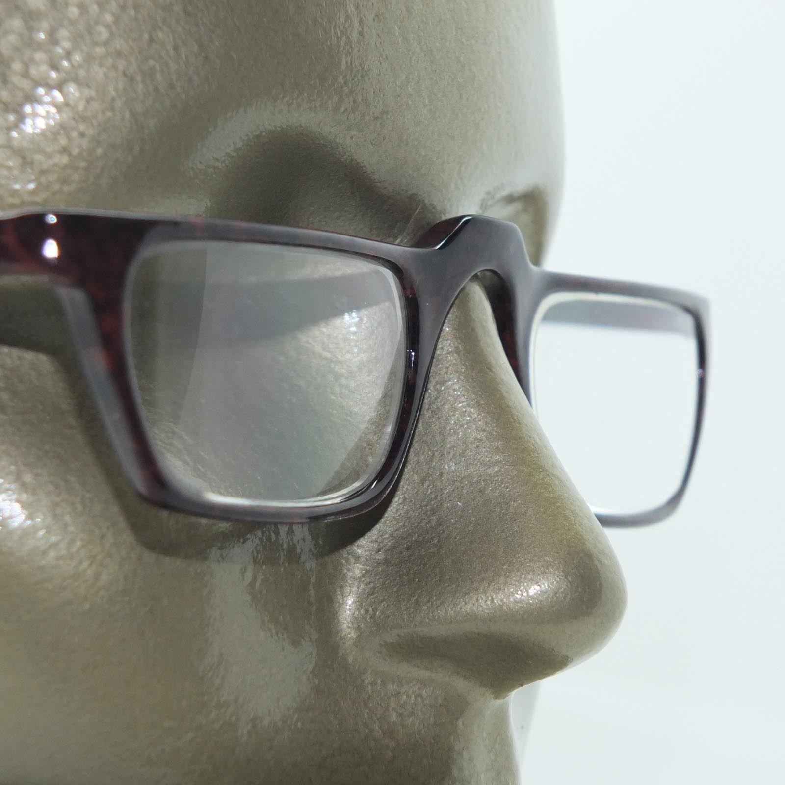 traditional half eye readers brown frame reading glasses