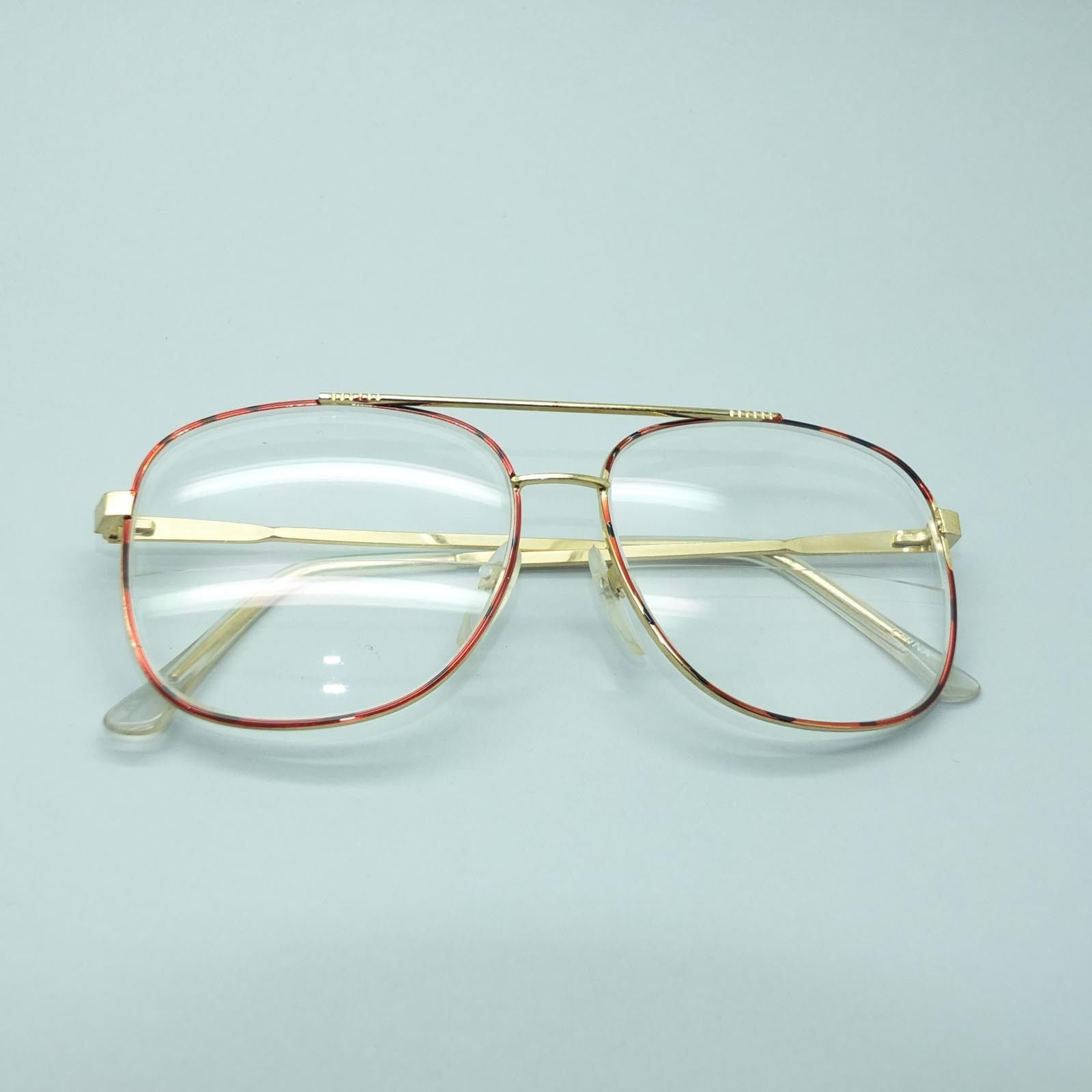 True Half Bifocal Aviator Big Lens Classic Reading Glasses ...