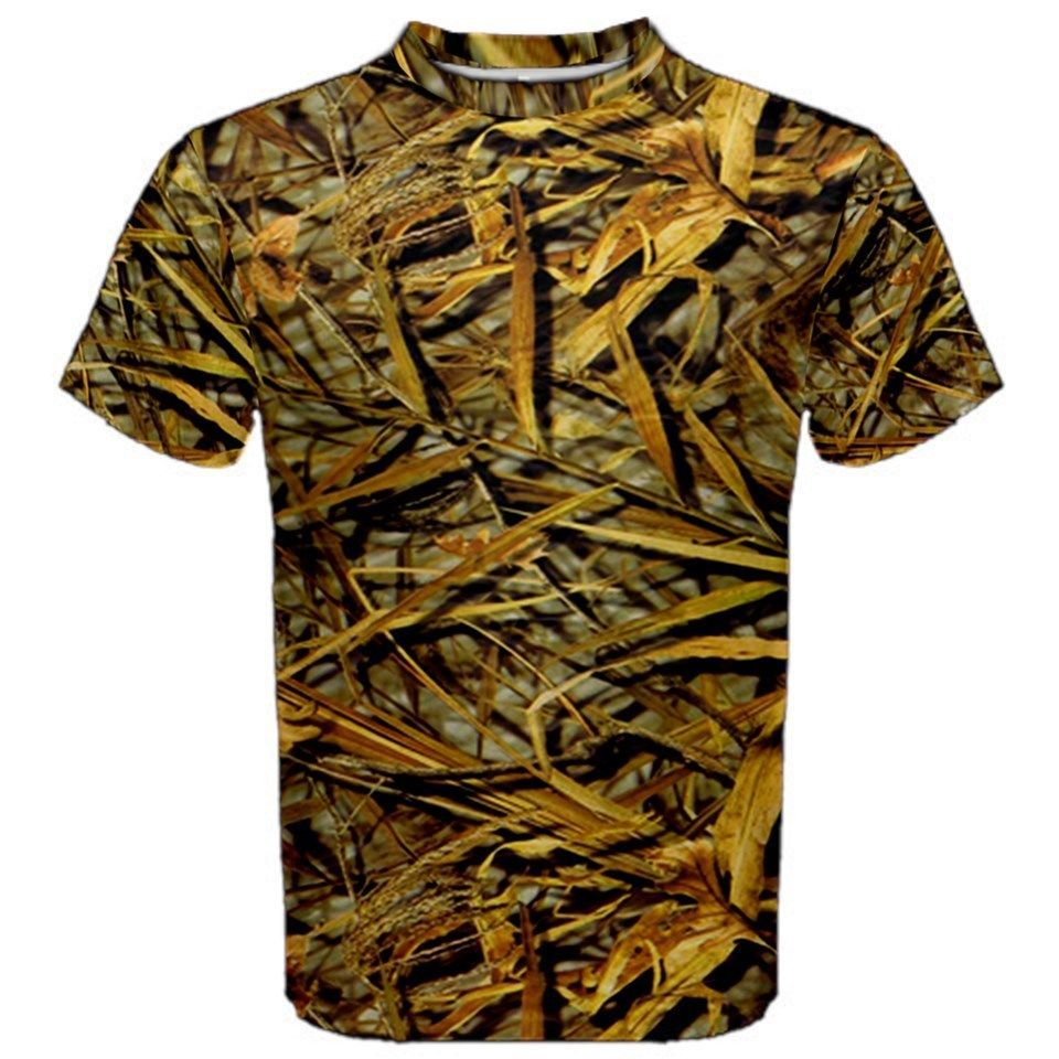 Deer Duck Blind Camo Hunting Water Fowl Style 3d Full