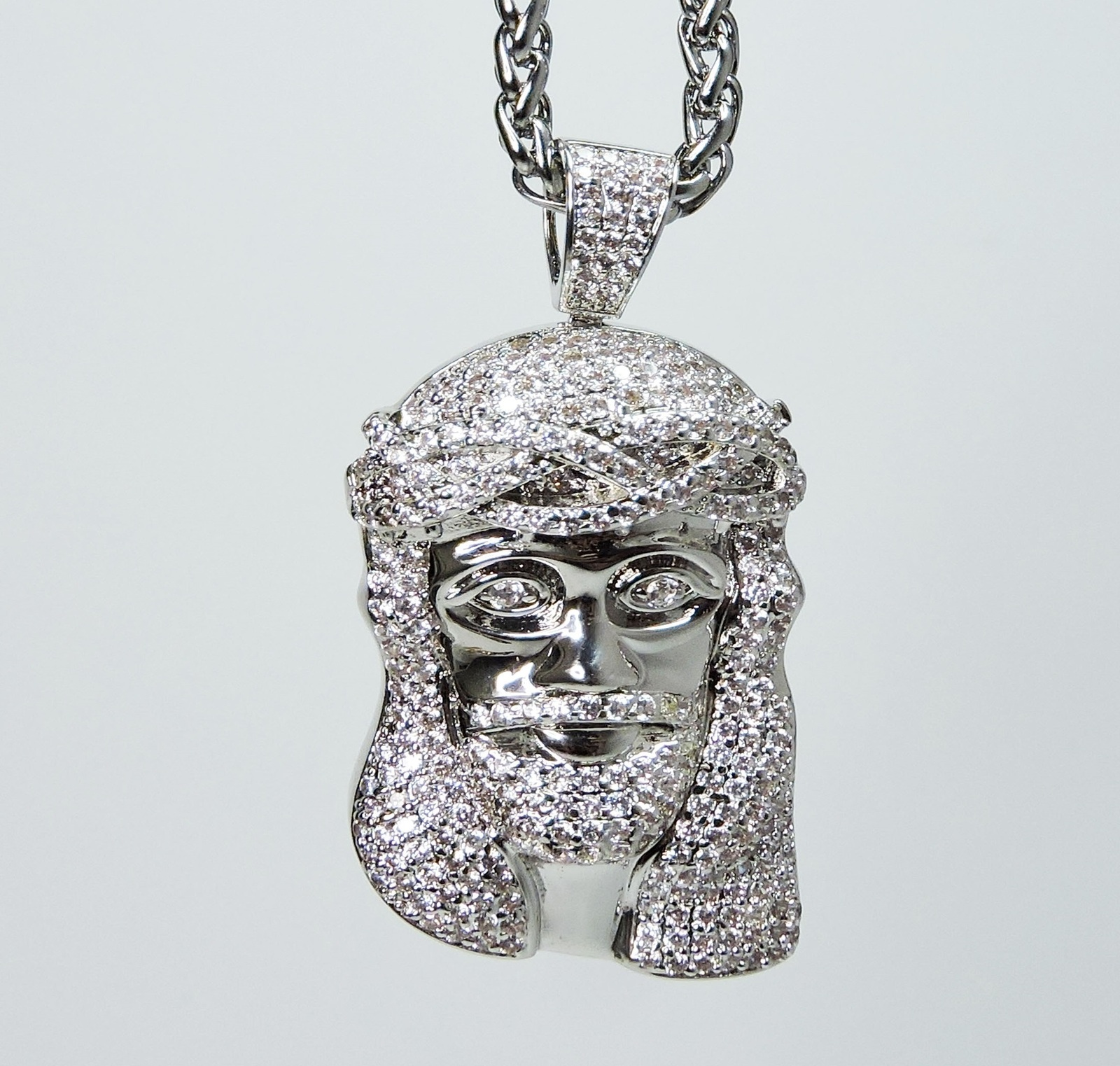 Cool Mini Jesus Piece Chain Ideas Dapazzecom