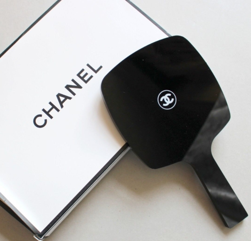 FRANS COSMETICS BARGINS » Chanel mirror hand held for vanity dressing ...