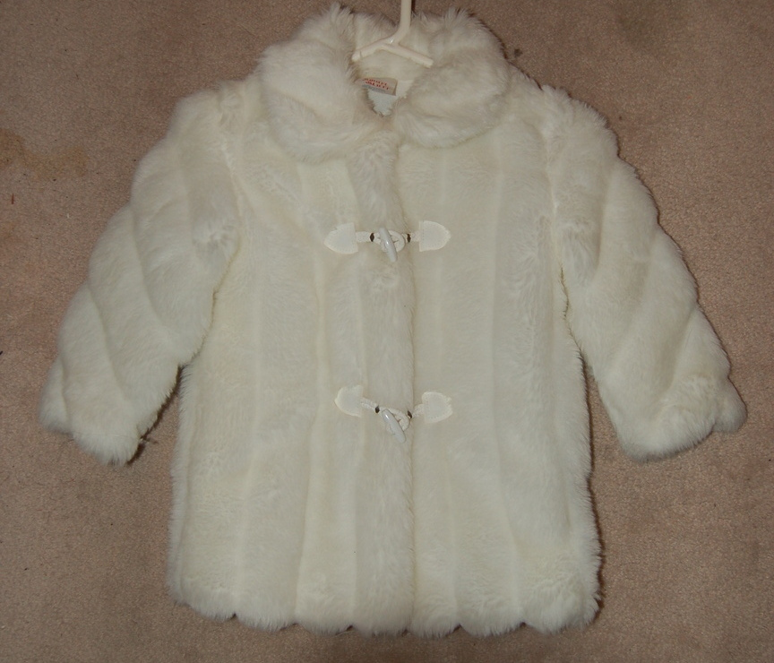 This Climate Concepts Girls' Faux Fur Coat is the perfect combination of fashion and functionality. This adorable jacket is made of a super soft polyester faux fur that, if you look closely resembles rose buds.5/5(1).