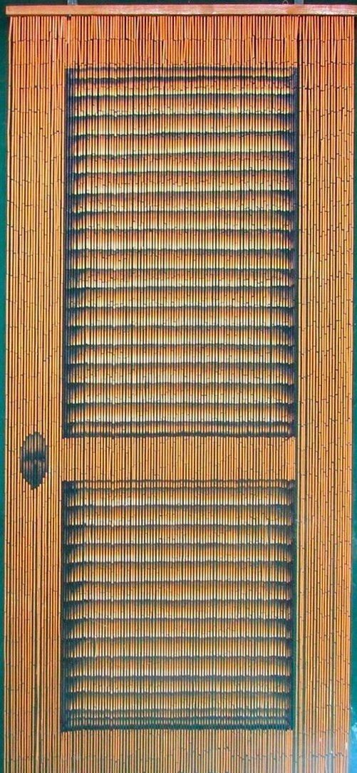 Louver Door Beaded Curtain. Related Images