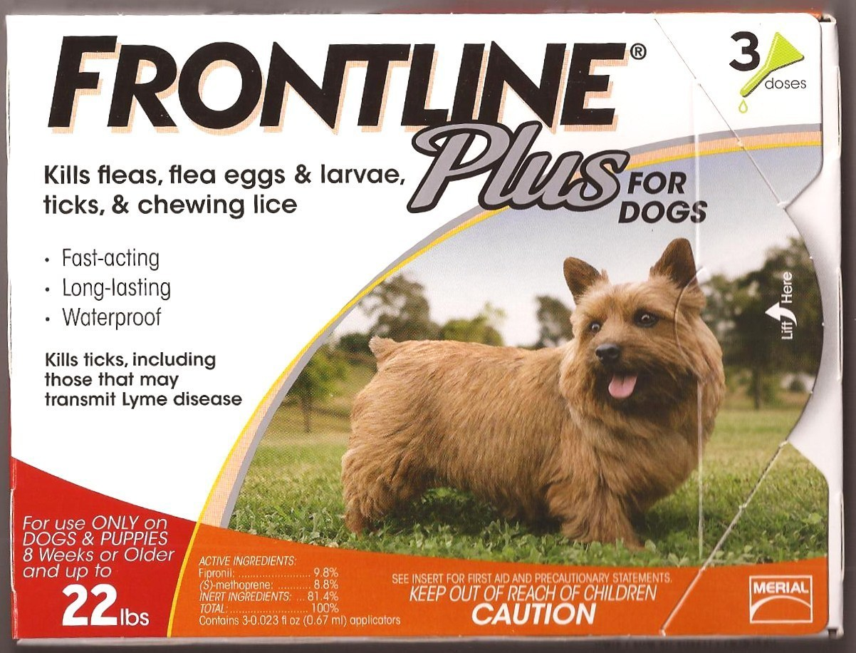 Frontline For Dogs Amazon Uk