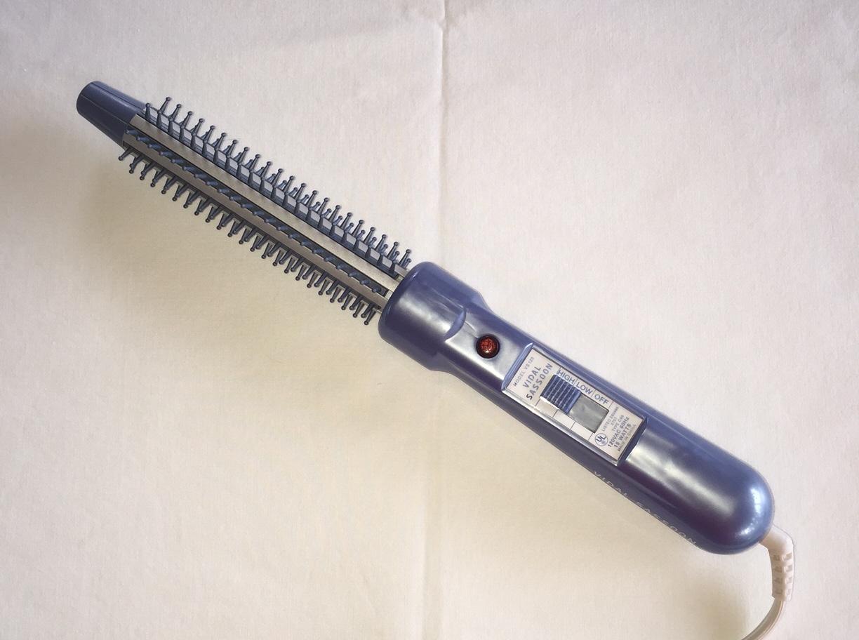 Vidal Sassoon Vs123 Hair Curling Brush Dryer With Ball Tip