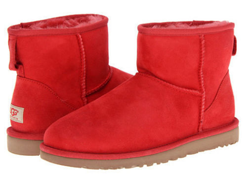 red light ugg boots