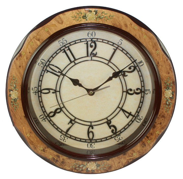 1: modern clocks for kitchen