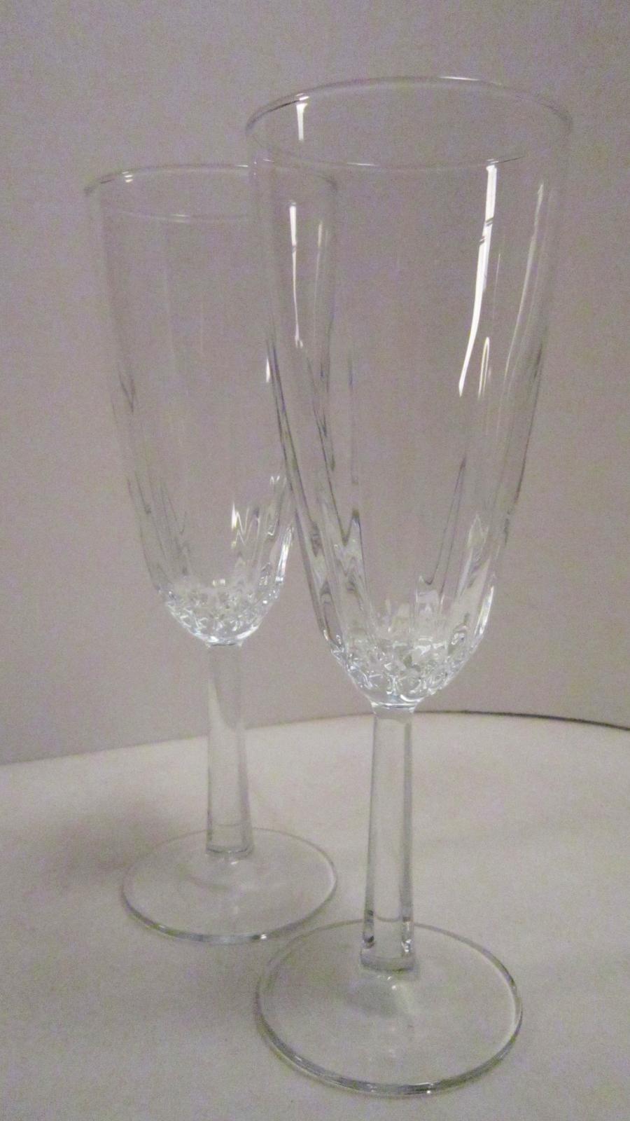 Cristal Champagne Flutes Cristal d 39 Arques Champagne