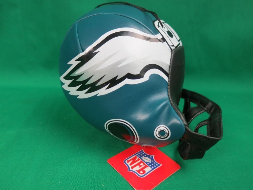 Philadelphia Eagles Fluffy Plush Hat