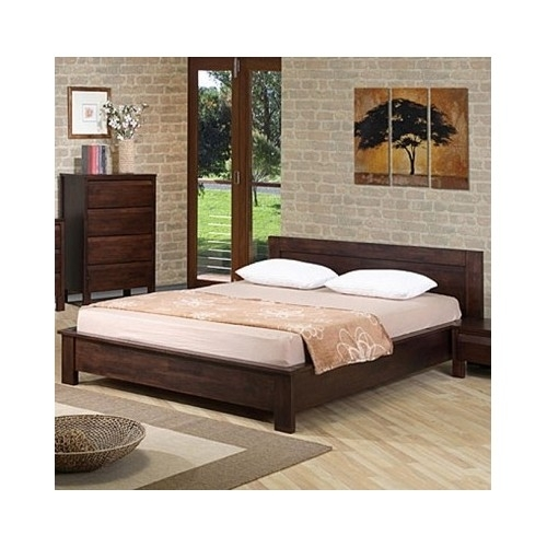 Wenge Platform Bed Queen Size Beds Modern And 50 Similar Items