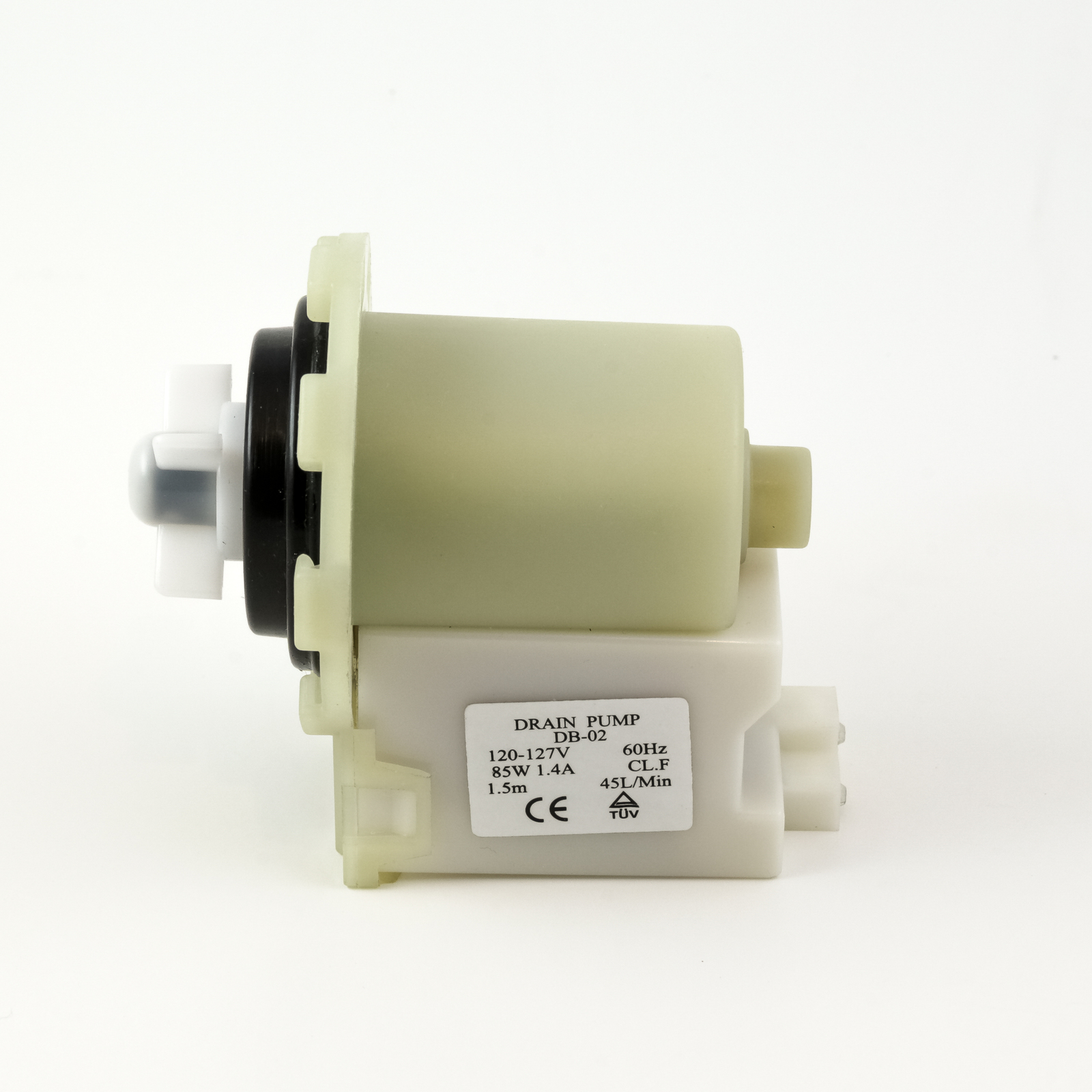 New replacement drain pump for kenmore whirlpool 8540024 for Kenmore washer motor replacement