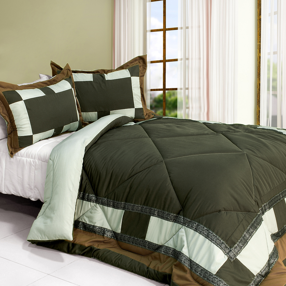 Intelligent Design Melissa Twin Size Bed Comforter Set - Navy, Green, Cold Weather Reversible Paisley, Geometric Diamond – 2 Pieces Bedding Sets – Ultra Soft Microfiber, Faux Fur Bedroom Comforters. by Intelligent Design. $ $ 36 00 $ Prime. FREE Shipping on eligible orders.