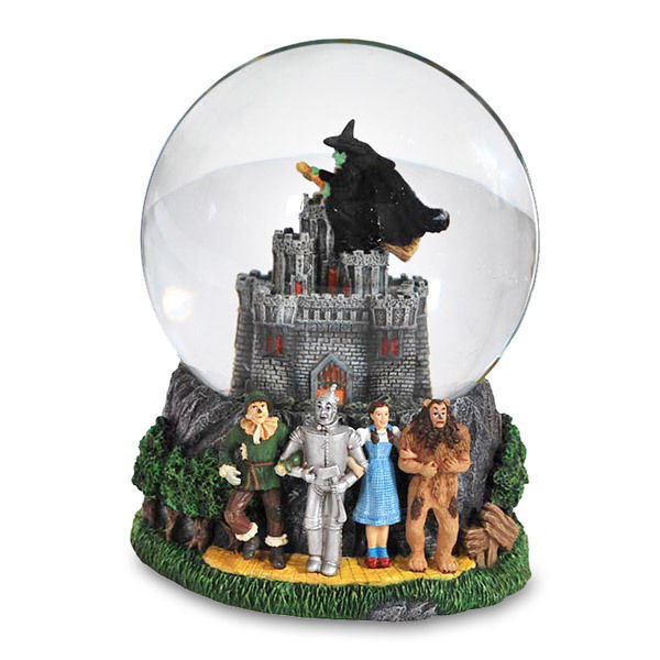 San francisco music box wizard of oz wicked witch castle for Sf globe tiny homes