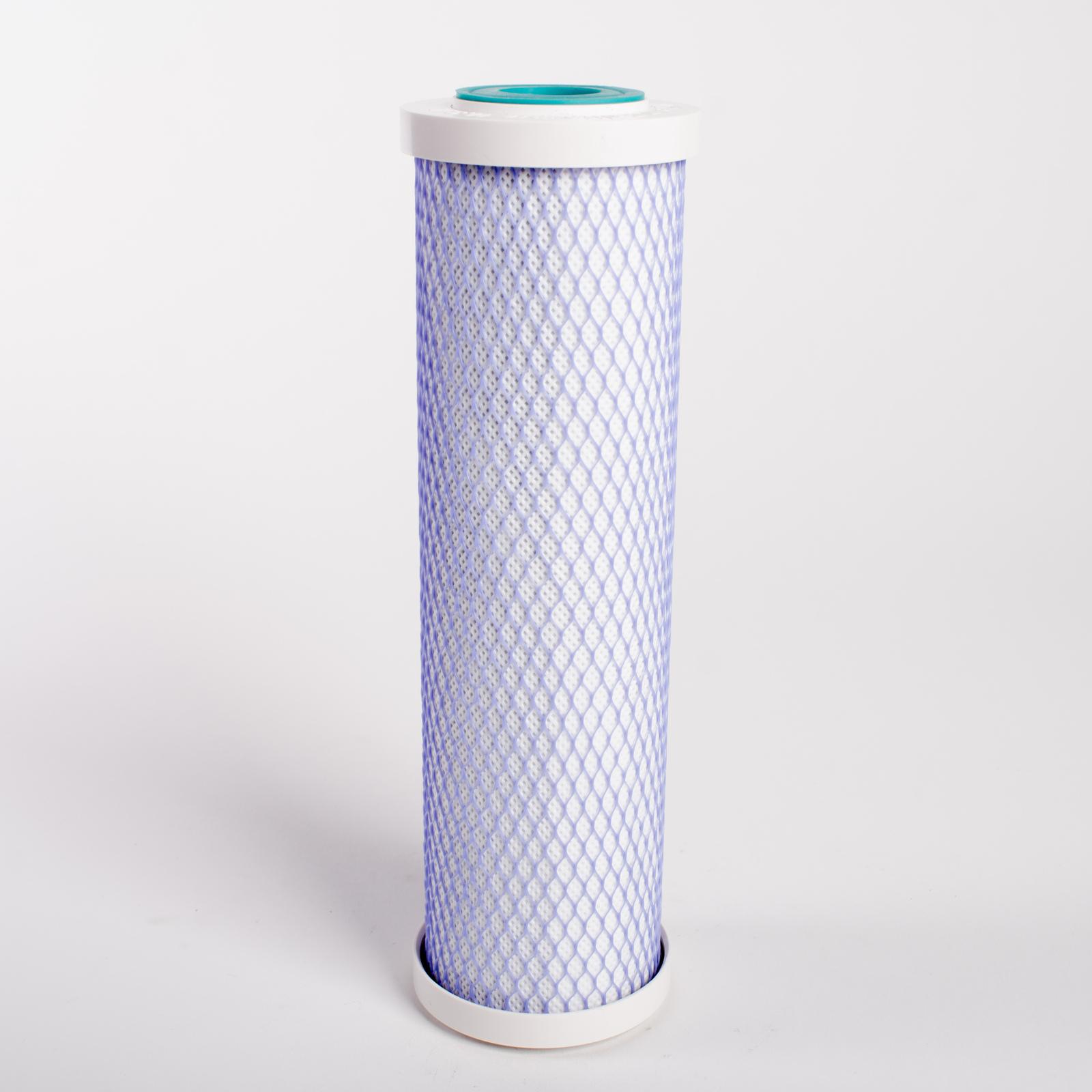 Countertop Water Filter : Countertop Drinking Water Filter (Dark Blue) [Kitchen] - Water Filters
