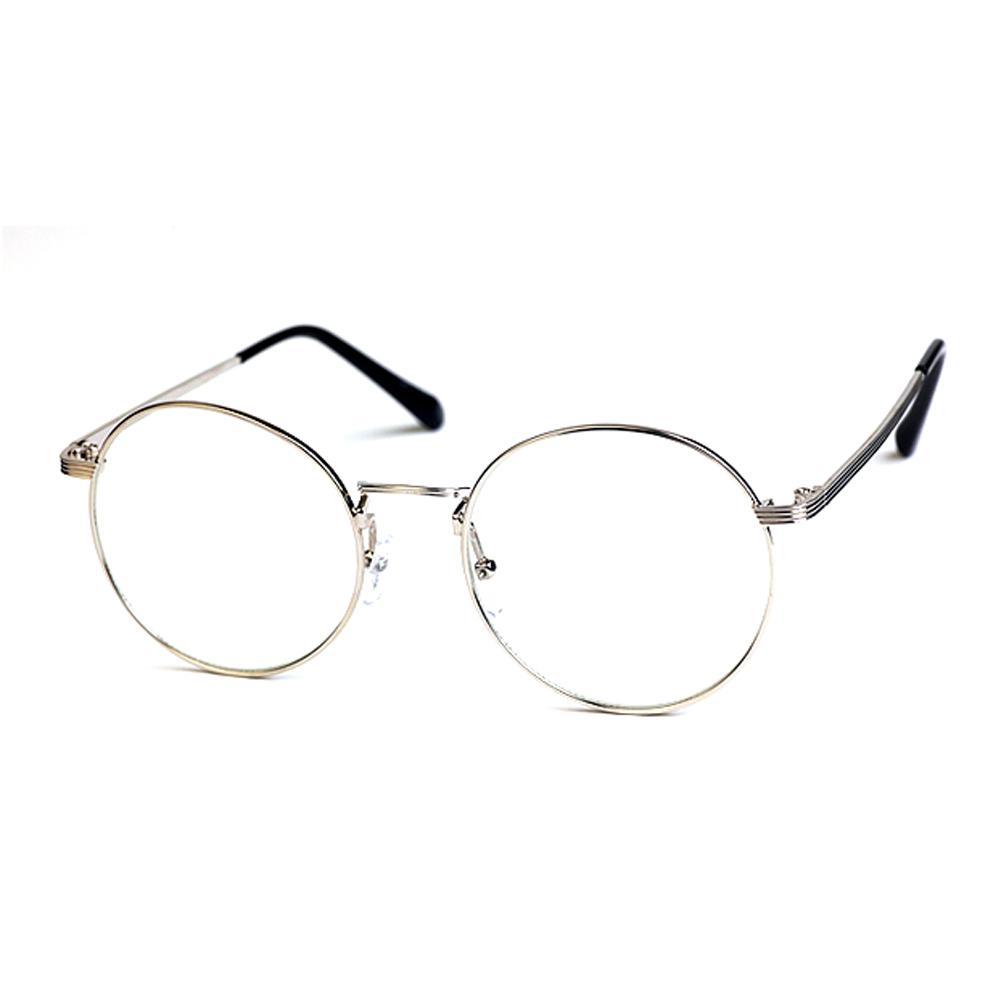 Round Frame Glasses Nz : 1920s Vintage oliver retro eyeglasses e3015 silver round ...