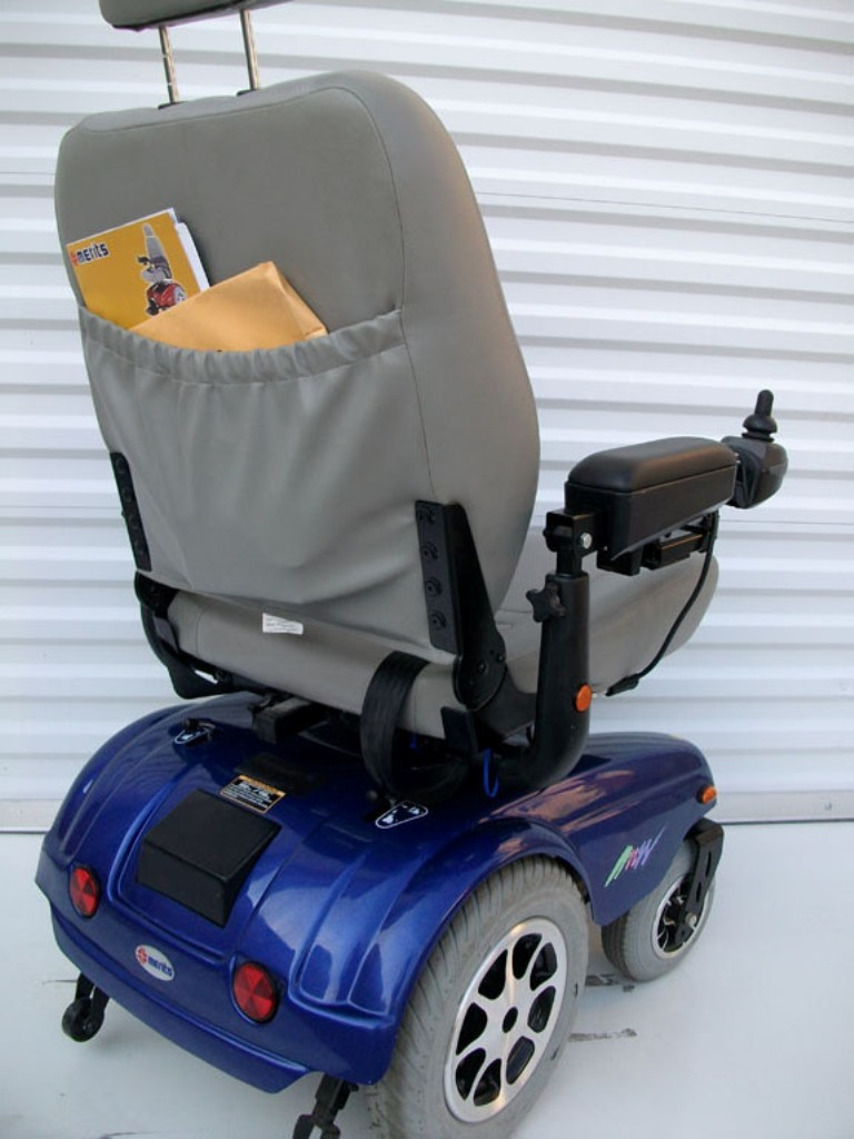 Merits Compact Rwd Power Wheelchair Electric New P310