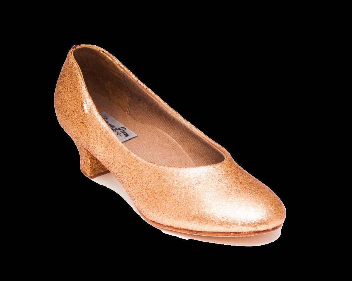 33 - Rose Gold High Heels